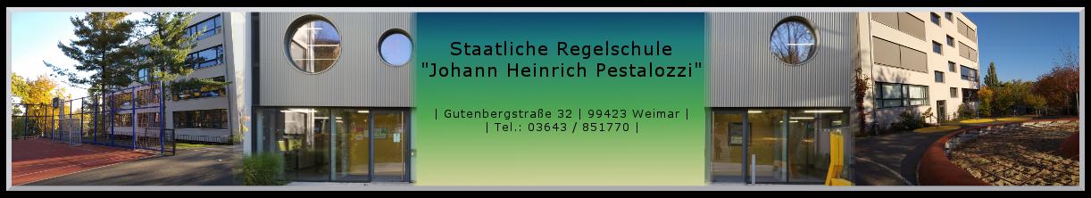Staatliche Regelschule Pestalozzi